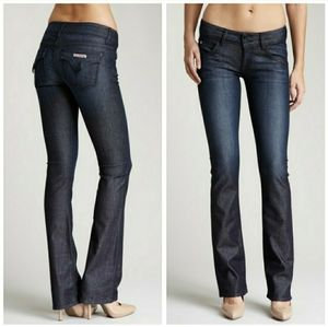 Hudson collin flap Beth baby boot cut jeans 28